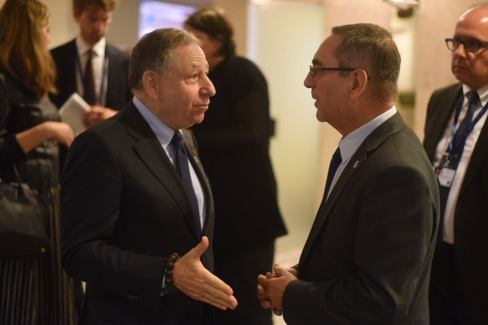 Jean Todt, UN special envoy for road safety, said that EU countries were serving as an example in their effort to reduce road fatalities