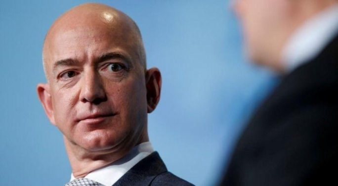 Amazon owner Jeff Bezos leaked emails sent to him by a tabloid newspaper that threatened to humiliate him
