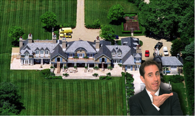 Which Celebrity Home Would You Buy If You Won The Megamillions Jackpot