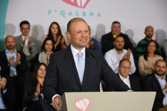 Prime Minister Joseph Muscat said the PN repeatedly contradicted itself because it lacked a clear vision for the country