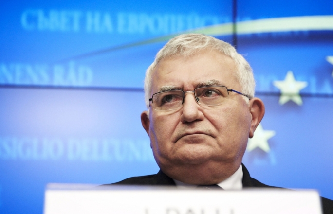 Former European Commissioner John Dalli