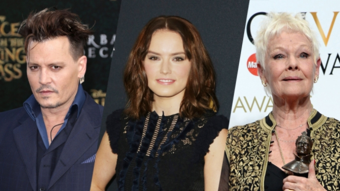 Renowned actors Johnny Depp, Daisy Ridley, and Judi Dench have joined the cast for the remake of Agatha Christie's novel 'Murder on the Orient Express', parts of which will be shot in Malta