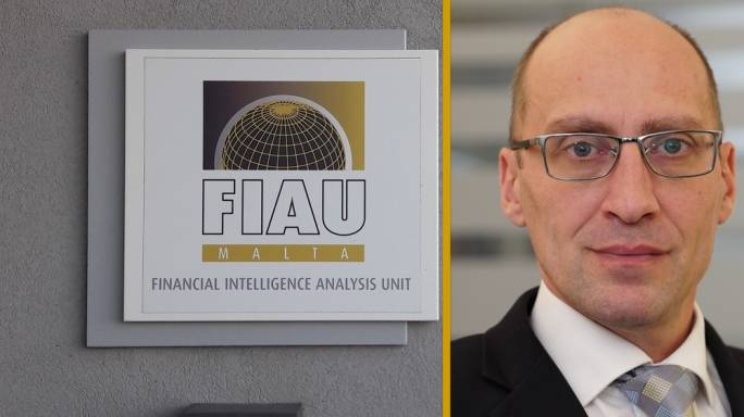 Jonathan Ferris was sacked from the FIAU in June 2017 and claims to be in possession of damning evidence of wrongdoing by government politicians