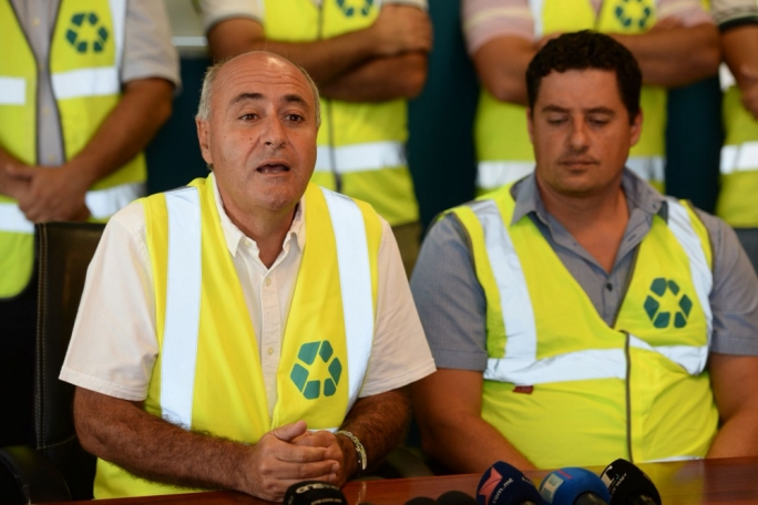 Tonio Montebello resigns as CEO of Wasteserv