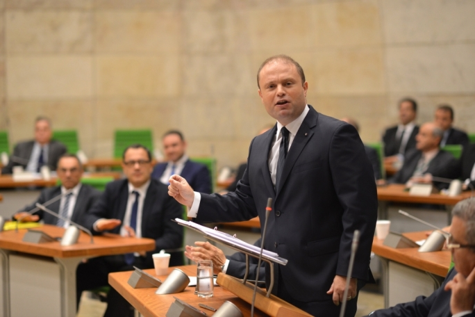 Prime Minister Joseph Muscat has said that this morning's crash was likely caused by mechanical failure