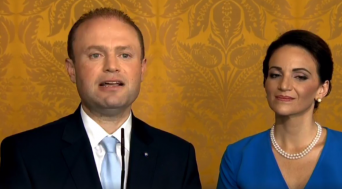 Prime Minister Joseph Muscat underlined the majority as the largest in history, but reiterated his emphasise on unity