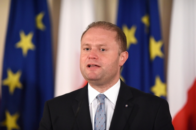 Prime Minister Joseph Muscat (Photo by Ray Attard)