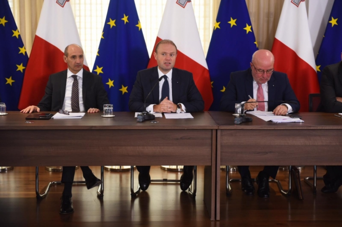 No space for new Brexit negotiations but clarifications possible, Joseph Muscat says