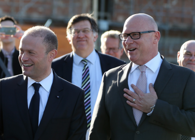Joseph Muscat lobbies Robert Abela to renegotiate Steward hospitals deal