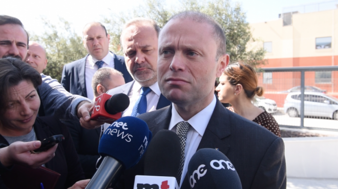 Prime Minister Muscat has warned against interference in the escalating Libyan conflict while stressing the need for a political solution