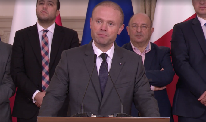 [WATCH] 'There has been an attempt to obstruct justice. Muscat must resign'