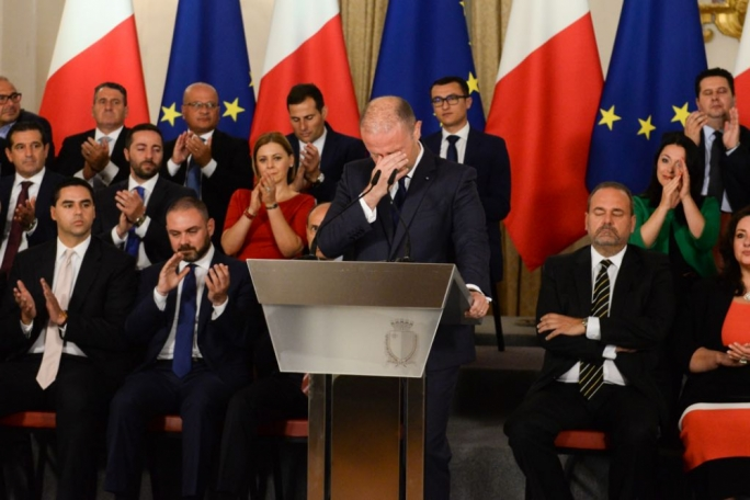 Joseph Muscat offers to drop Caruana Galizia libel if family accept Egrant inquiry findings