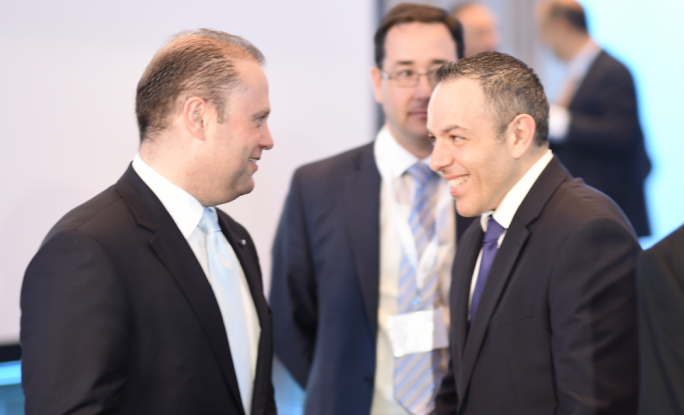 Muscat admits knowing that 17 Black was Schembri's and Fenech's 'business matter'
