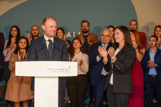 Muscat plays favourites and calls Miriam Dalli 'best MEP in the last five years'