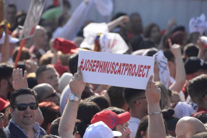 [WATCH] We asked Labour supporters about the corruption allegations against the Muscat administration