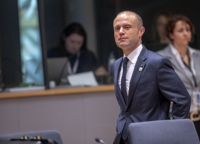 Joseph Muscat in no rush to leave after missing out on European Council job