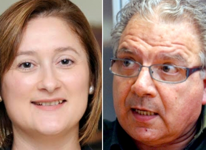 MEP Therese Comodoni Cachia and Josie Muscat will be running for the PN in the 3 June election
