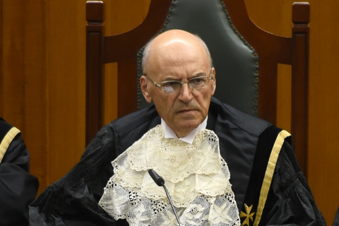 Chief Justice will not abstain from judicial appointments case