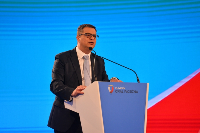 Nationalist Party leader Adrian Delia has denied knowing being involved in the laundering of proceeds from a London prostitution racket in the early 2000s