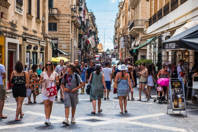 Tourist arrivals in September were up