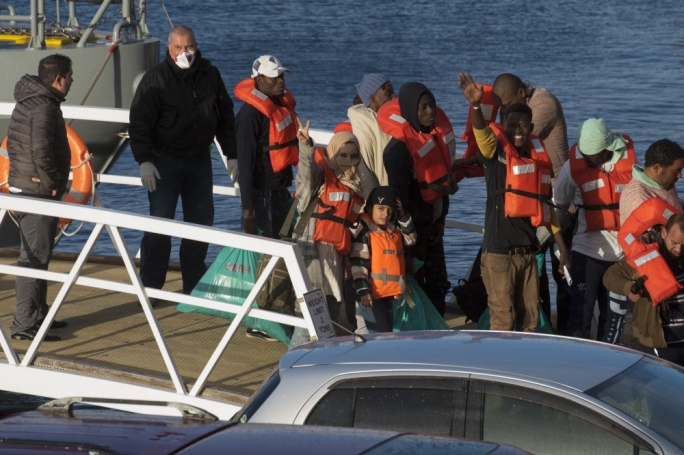 People rescued by the Sea-Watch 3 finally disembarked in Malta in January after an ad hoc agreement between nine EU member states, including Malta