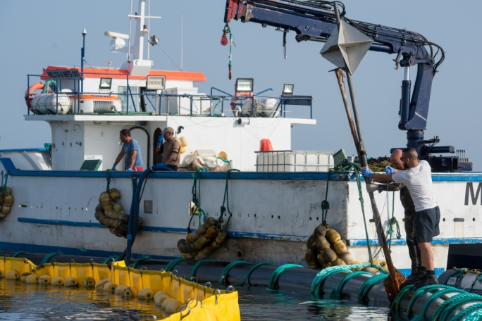 Mega fish-farm zone relocation off Gozo 'suspended' by Anton Refalo