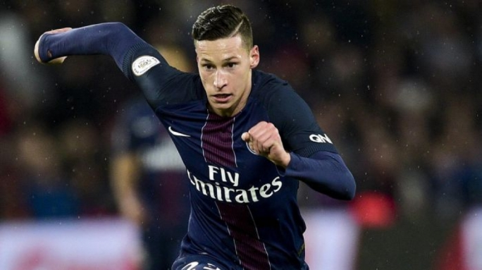 Julian Draxler of PSG