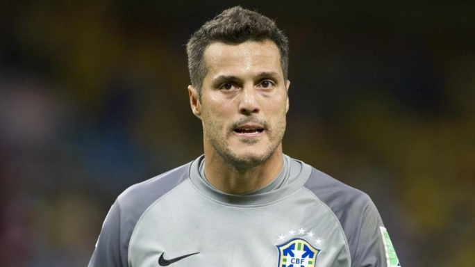 Julio Cesar signs for Benfica after QPR release ...