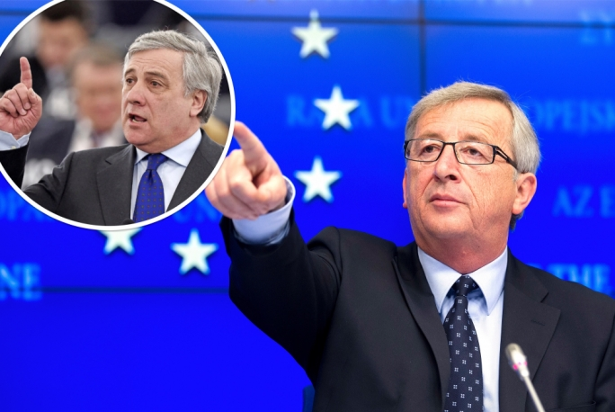 'This parliament is ridiculous!' – an angry Commission president Juncker tells European Parliament
