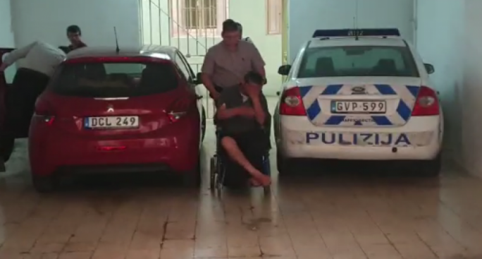 [WATCH] Two charged with organised crime over spate of burglaries