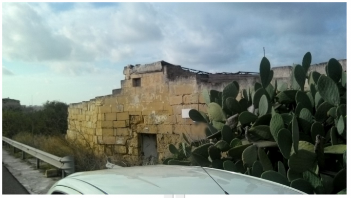 Kalkara valley under threat by development next to convent