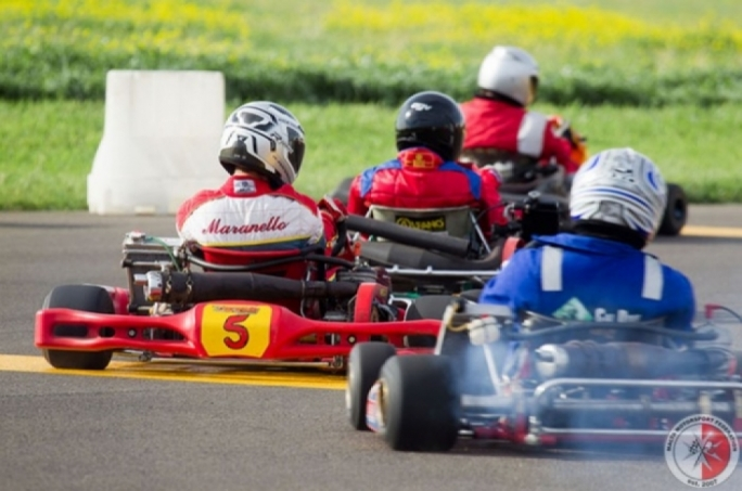 A race track will cater for various motorsport activities, including go-karts