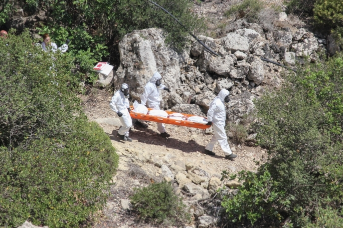 The body of Mike Mansholt was found at the foot of Dingli cliffs. (Photo: Matthew Tabone/Media.Link)