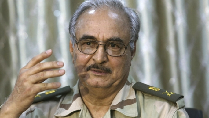 West ready to strike IS in Libya, Haftar set for collision with Tripoli