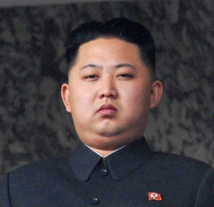 North Korea's leader Kim Jong Un