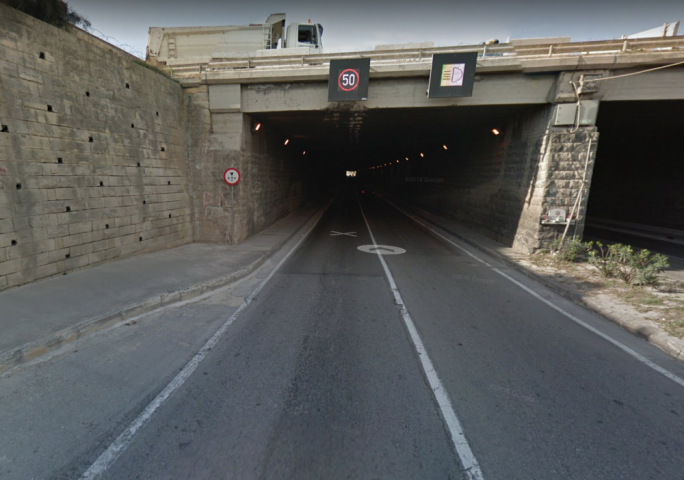 Youth seriously injured after getting trapped under car in the Kirkop tunnels