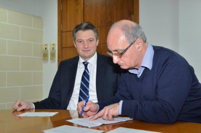 Konrad Mizzi submits nomination for PL deputy leadership post