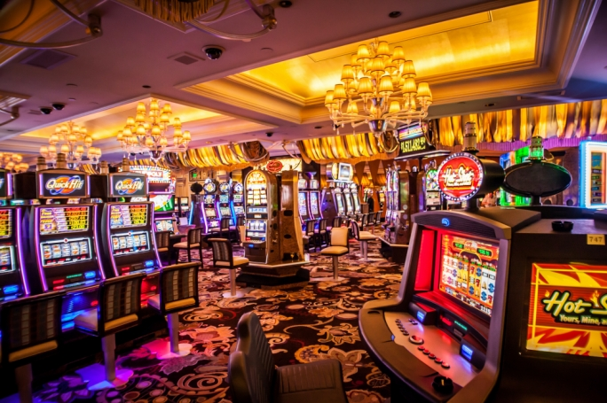 Top five casino destination cities in the US