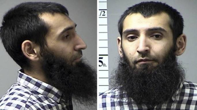 Sayfullo Saipov (Photo: Los Angeles Times)
