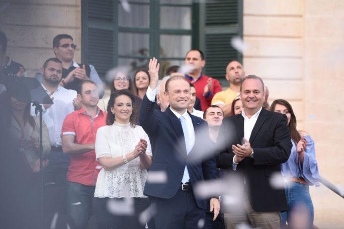 Prime Minister Joseph Muscat • Photos: James Bianchi