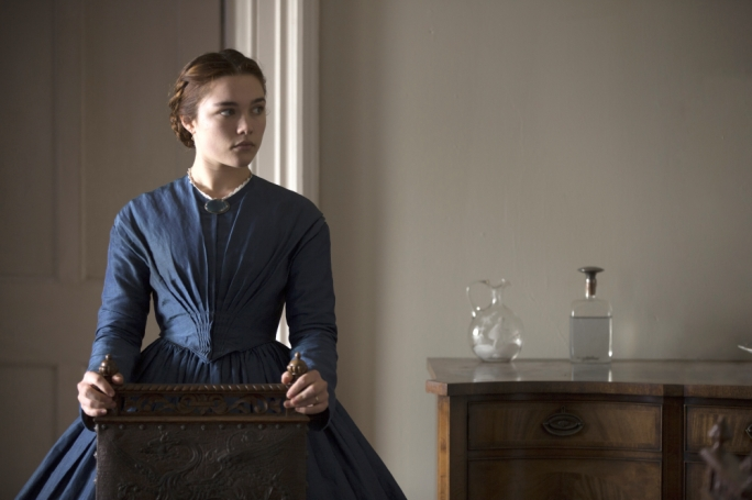 The biter, bit: Florenge Pugh is the titular 'Lady Macbeth' in William Oldroyd's adaptation of the 19th century Russian novel