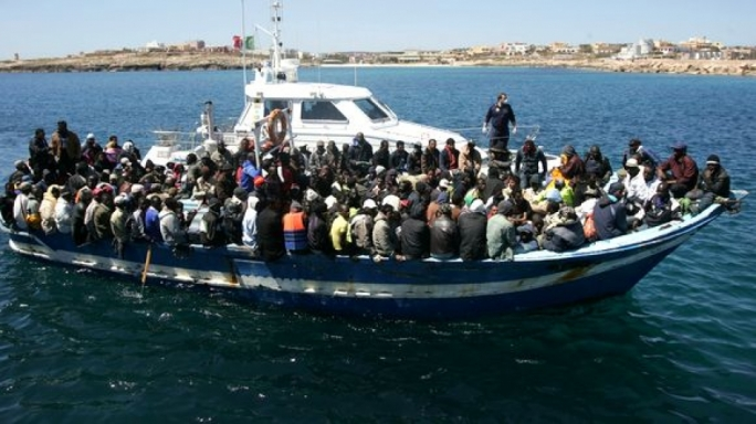 Trafficker imprisoned for 18 years over shipwreck that killed 366 migrants