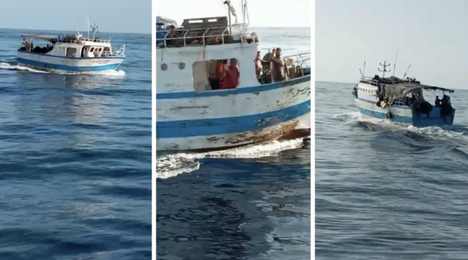 [WATCH] Lampuki wars: Gozo fishers catch Tunisian poachers on video