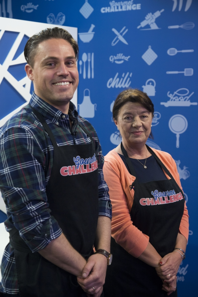 [WATCH] Gourmet Challenge episode 14: Mary Baldacchino vs Lars O'Connell