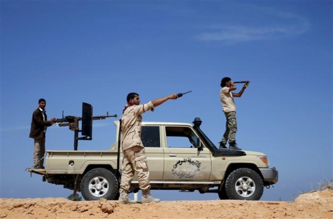 Islamic State affiliate seizes Libyan airport