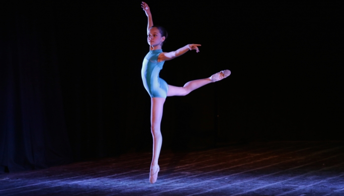 Ballerina Lea Ellul Sullivan, 9, is the first Maltese dancer to compete at the Youth America Grand Prix (YAGP)