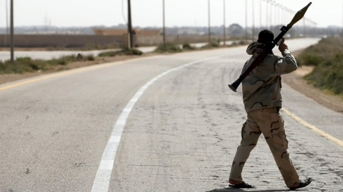 At least 14 people killed in Libya clashes