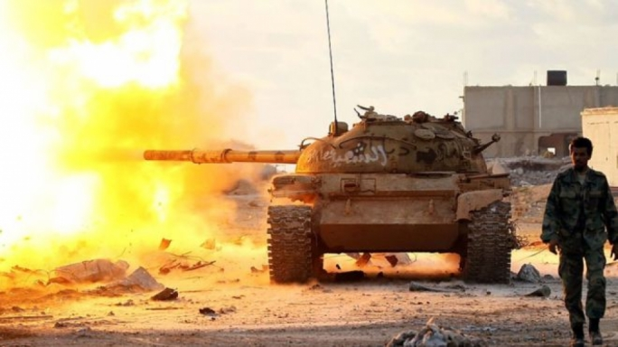 Libya's Haftar forces recapture oil ports at Sidra and Ras Lanuf