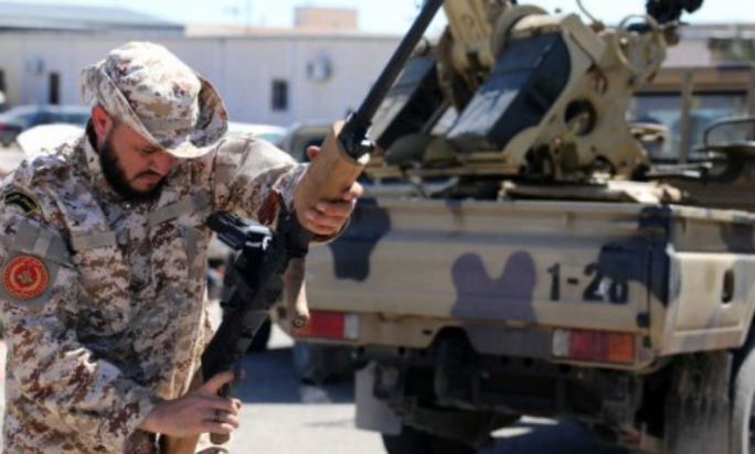 Fighting has raged in the outskirts of Tripoli since the beginning of April