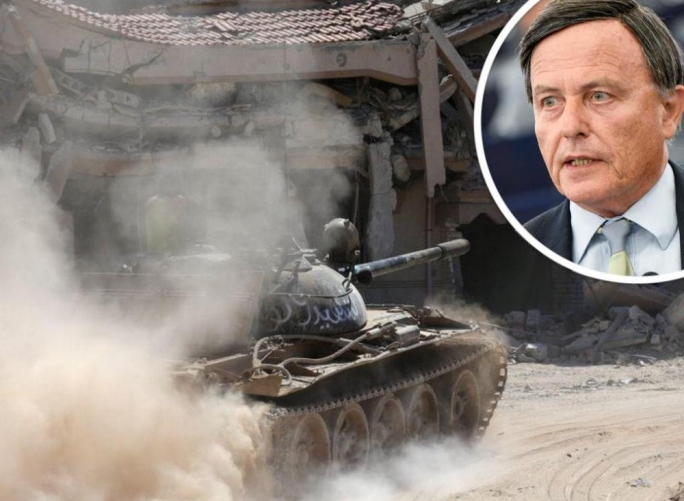 Labour MEP Alfred Sant has cautioned against foreign interference in Libya but called on Europe to support the efforts of those inside the country who are seeking unity to end the instability